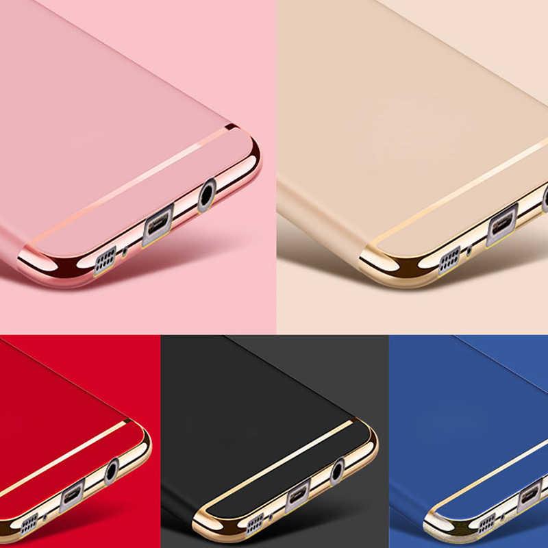 Luxe Harde Dekking Verwijderbare Fundas Case Voor Samsung Galaxy A3 A5 A7 2017 J1 J3 J5 J7 Prime 2016 S6 s7 Rand S8 S9 Plus Case