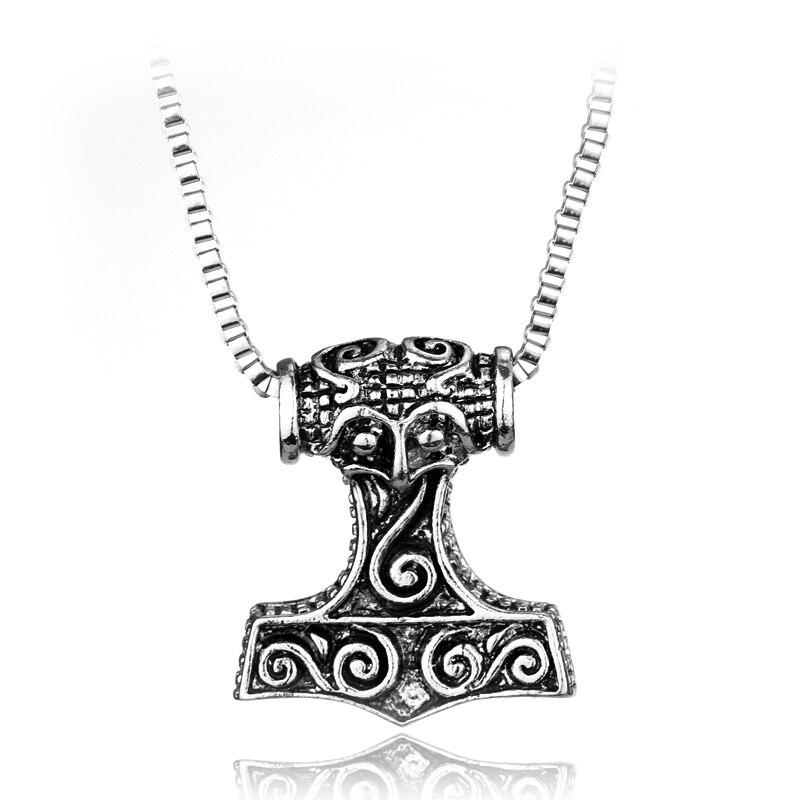Collier nordiques Vikings Thor  6