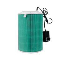 DIY xiaomi Air Purifier Air Cleaner HEPA Filter ( one diy cleaner + one filter )