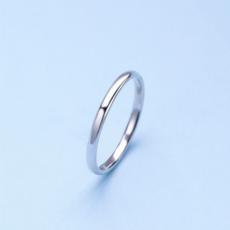 R27 for kim customer have USA size 6 7 8 9 and 925 silver send with a small box for women simple style ring