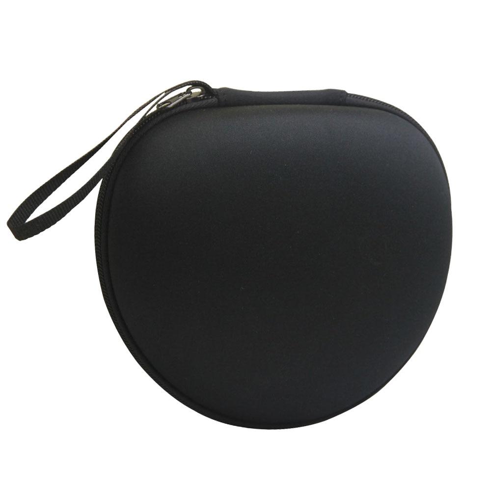 Noir Doublure Noire Sac de Transport Coque Rigide pour Casque Sennheiser HD 4.40 BT//HD 4.50 BTNC sans Fil Bluetooth