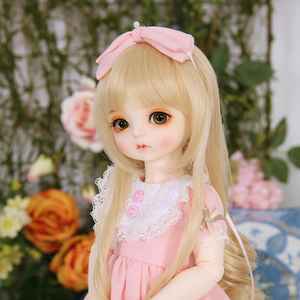 Image 3 - ROSENBJD Doll RL Holiday Cute doll Joint baby bjd sd dolls 1/4 body model girls High Quality resin  girl birthday present