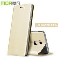 Xiaomi Redmi 4 Prime Case Silicone Back Cover Ultra Thin Mofi Redmi4 Pro Case Xiomi Redmi