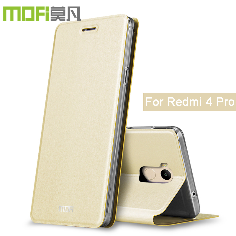 Xiaomi Redmi 4 Prime Case Silicone Back Cover Ultra Thin Mofi Redmi4 Pro Case Xiomi Redmi