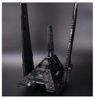 Nova Lepin 05049 Star Serie 898 Stücke Die Shuttle Bausteinziegelsteine Spielzeug für kinder Kompatibel mit 75156 Star Serie W