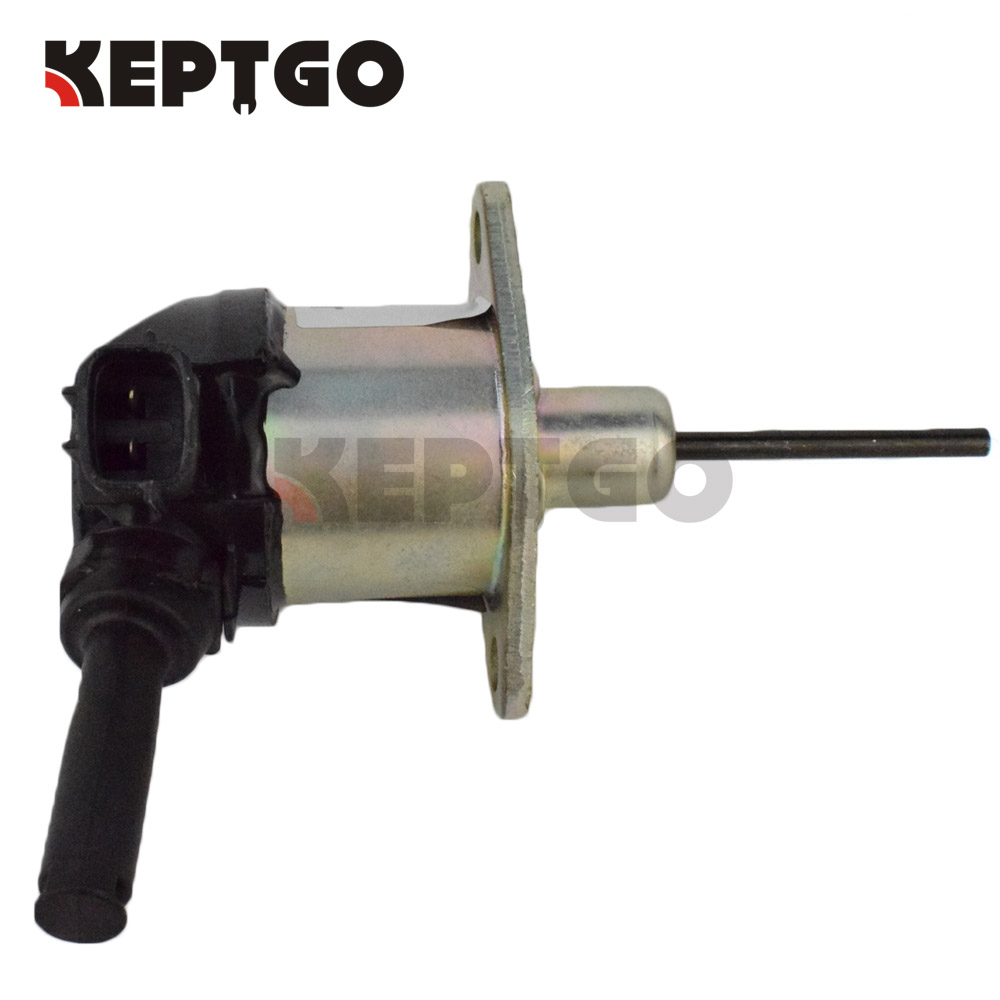US $85 0 |Stop Solenoid 12V 6684826 Fit For Bobcat S150 S160 S175 S185  T190-in Generator Parts & Accessories from Home Improvement on  Aliexpress com |