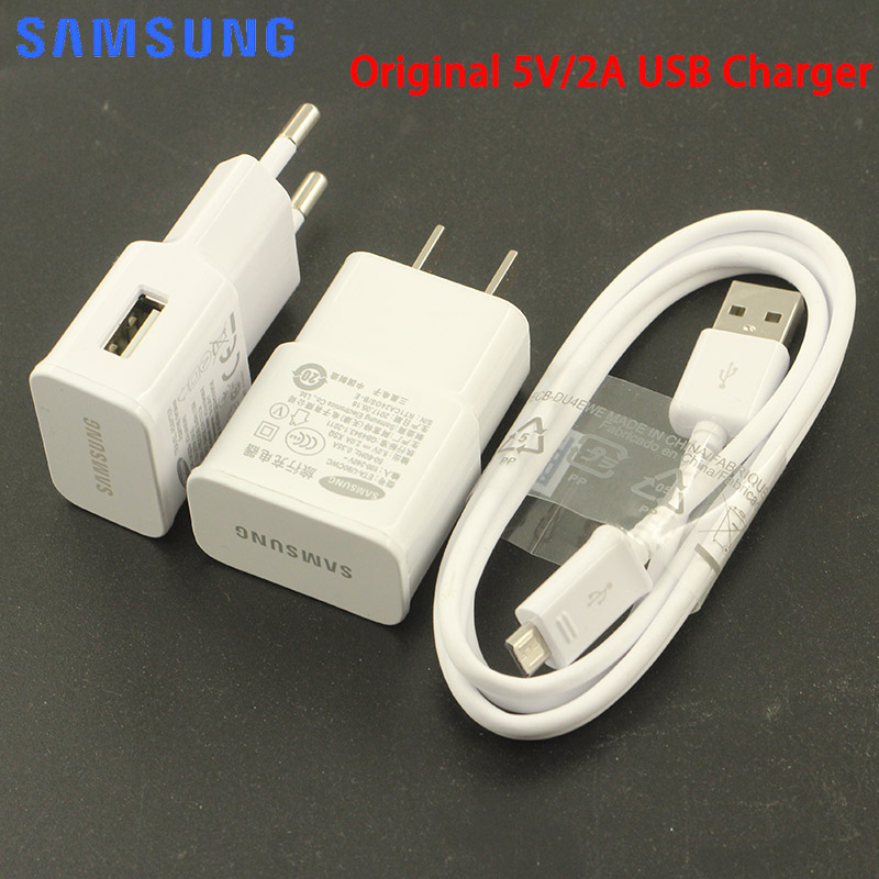 Original 5V/2A USB wall Charger Adapter Phone