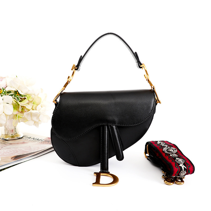 53abbb98744 2018 New Autumn Fashion Women Saddle Bag Handbag Ladies High Quality  Shoulder Crossbody Bags Brand luxury Female Messenger Bags | Fancy Bag Lady