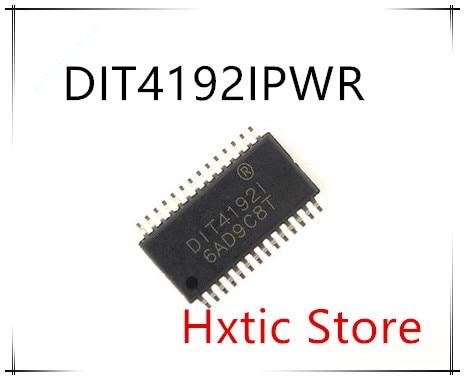 NEW 10PCS DIT4192IPW DIT4192IPWR DIT4192 TSSOP 28 IC