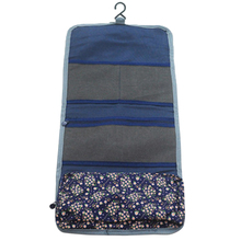 New Style Fashion Casual Practical Travel Hanging Cosmetic Bag Toiletry Organizer Ladies Women Make Up Pouch