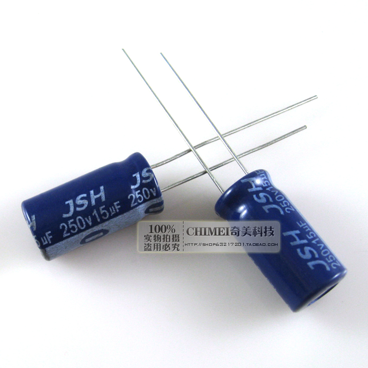 Electrolytic Capacitor 250V 15UF Capacitor