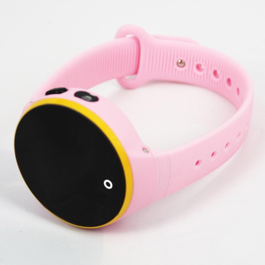 ZGPAX S668A Children Smart Watch IP54 Waterproof GPS lSOS Wristwatch 18May30 Drop Ship F