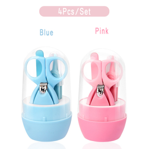 4Pcs/Set Baby Infant Kids Nail
