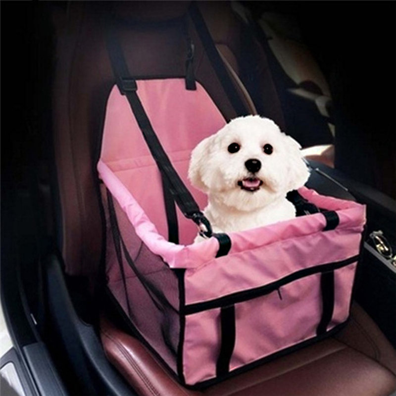 Asiento de automóvil para mascotas 2
