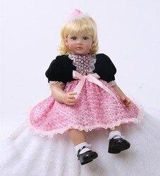 Pursue 22 56 cm lovely reborn silicone princess baby doll toys lifelike toddler girl babies birthday.jpg 250x250