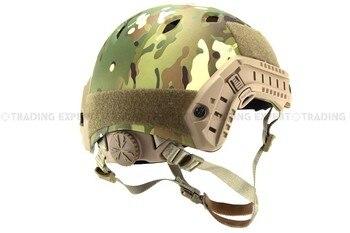 Casque rapide Airsoft casque de cyclisme Base casque de saut Multicam
