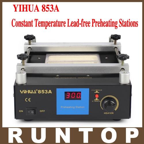 HOT YIHUA 853A BGA Digital display  Constant temperature lead-free preheating stations 853a bga constant temperature lead free preheating stations