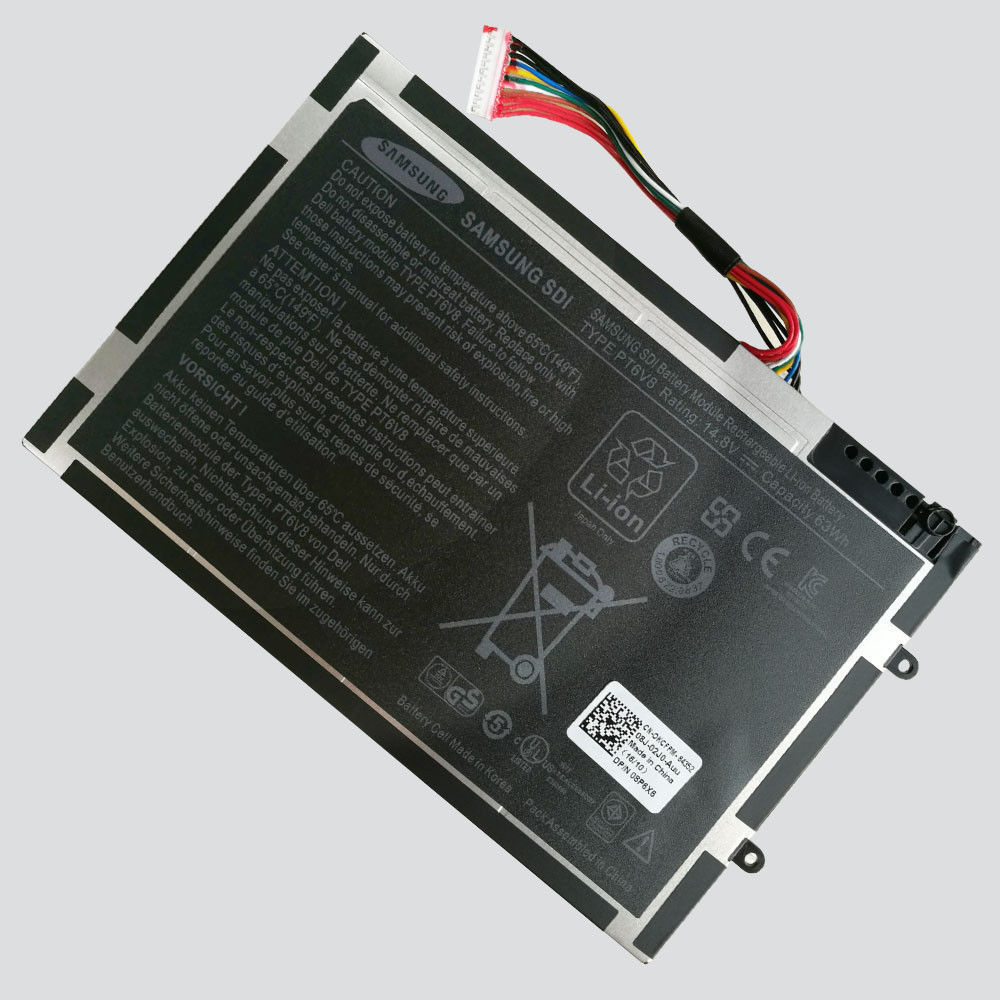 Buy alienware battery pt6v8 and get free shipping on