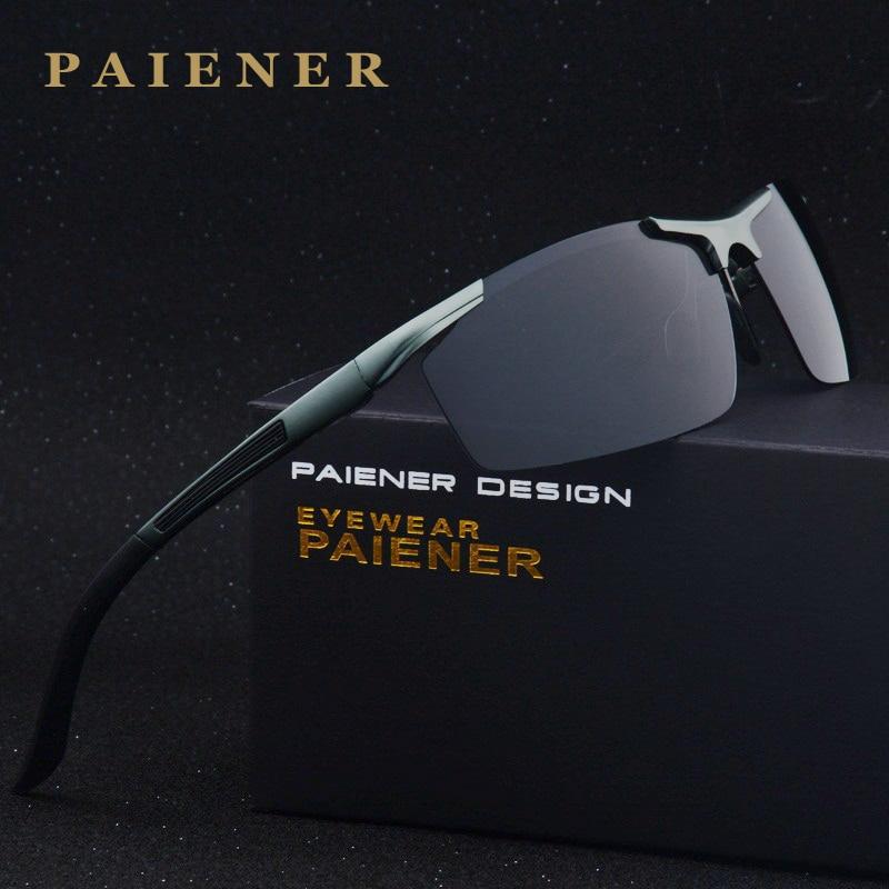Top Quality Fashion Polarized Sunglasses Men Original Brand Designer Sun Glasses man women Polaroid Gafas De