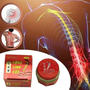 Image 5 - 1pcs 100% Original Vietnam White Snake Balm Ointment Arthritis Painkiller Cream Body Muscle Fatigue Star Balm