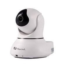 Smart home security wi-fi интеллектуальный монитор ip камера с motion обнаружения чувствительность управления и обнаружения звука функция сигнализации