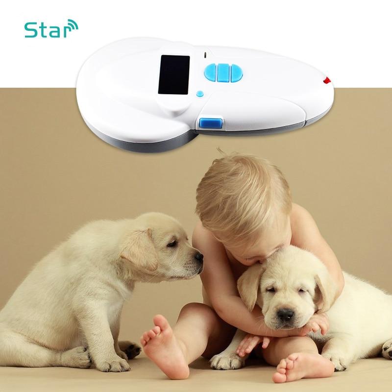 Universal ISO Animal RFID Microchip Reader Pet Id Scanner With Bluetooth USB Port  134.2khz FDX-B FDX-A HDX