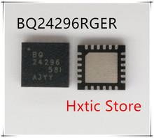 NEW 10PCS/LOT BQ24296RGER BQ24296 24296  QFN-24 IC