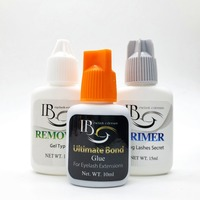 1set Professional Eyelash Extensions Kit Primer Ultra Bondind Glue Adhesive Remover Individual Eyelash Extensions Set From Korea