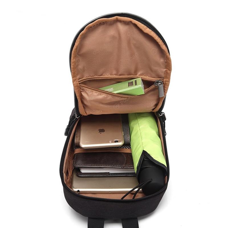 CoolBell Nylon Crossbody Bag For Women Men Waterproof Messenger Chest Bag Day pack Casual Travel Shoulder Bag For Teenagers