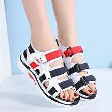Taman Sepatu Wanita Ringan Cepat Kering Musim Panas Pantai Sandal Sandal  Dilepas Renang Luar Berkebun Aqua 17d709e08243