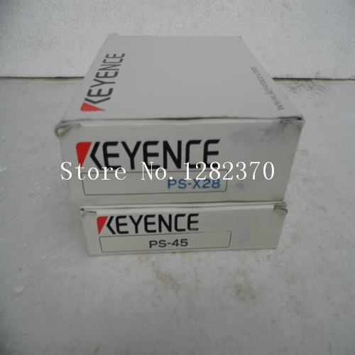 [SA] new Japanese original authentic KEYENCE sensor PS-45 spot new japanese original authentic pressure switch ise3 01 21
