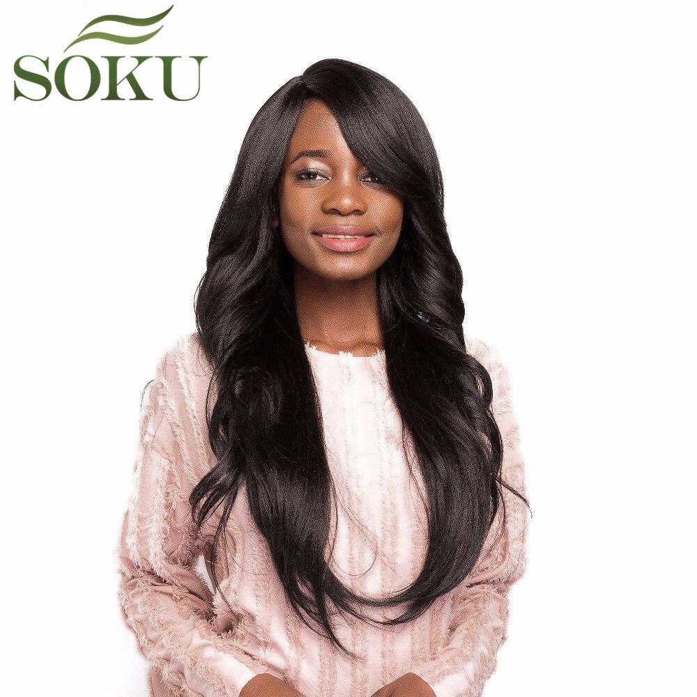 Acheter SOKU Synthétique Cheveux Perruques