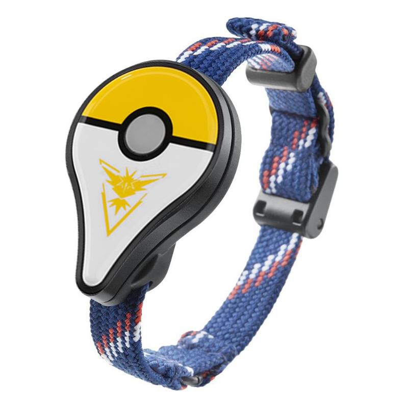 Bluetooth Wristband Bracelet Watch Auto Catch For Pokemon Go Plus Game Accessory for Nintend for Pokemon GO Plus Smart Wristband(China)