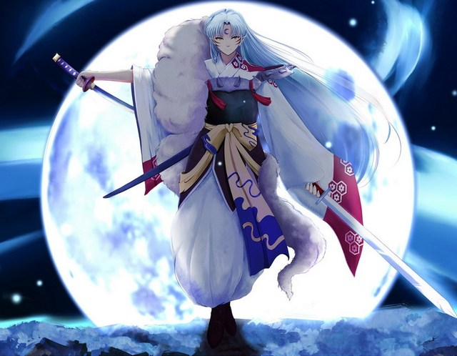 Inuyasha Anime Sesshomaru 45 35cm Pillow Case 38718 In