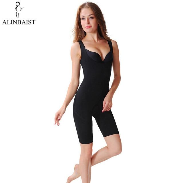 5d4a5afea Aliexpress.com   Buy Slimming Underwear body Shaper bodysuit Lingerie hot Shaper  Slim Belt belly Slimmer butt lifter Ladies Shapewear Tummy Control from ...