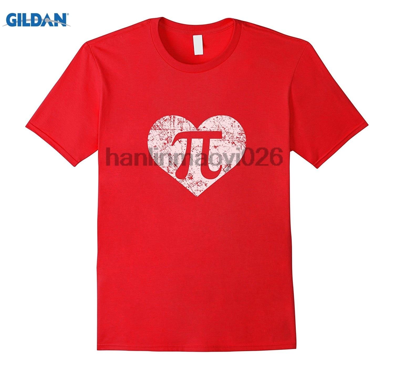 GILDAN I Love Pi Shirt Funny Cute Math Nerd Teacher 314 Gift