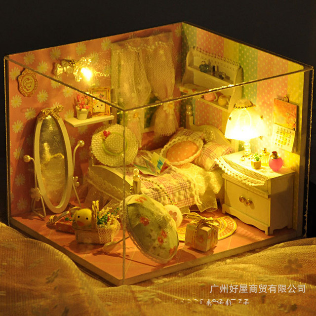 Dolls house diy materials