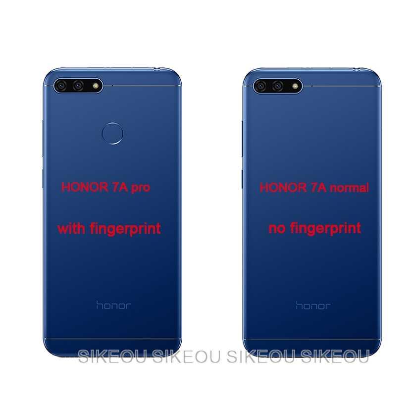 Siliconen Cover Telefoon Case Voor Huawei Honor 7A PRO 7C Y5 Y6 Y7 Y9 2017 2018 Prime Mijn Hero Academia Anime