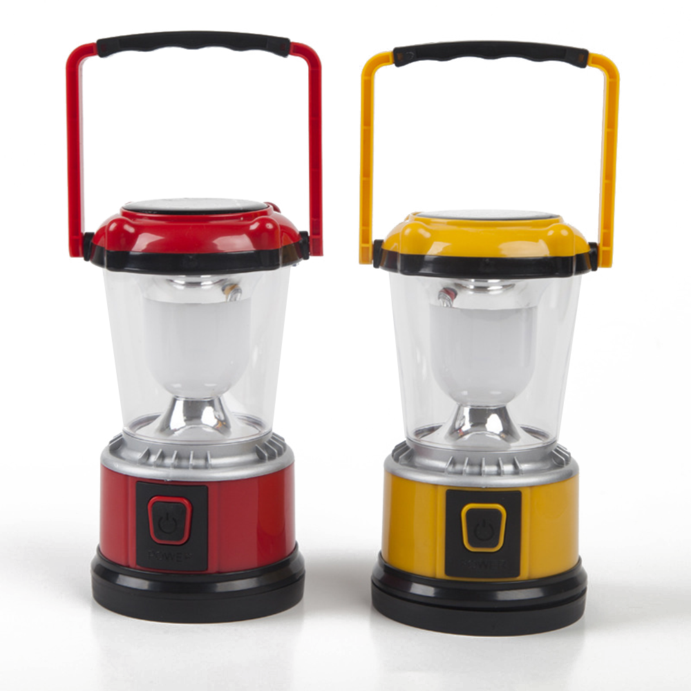 Portable Outdoor LED Camping Lantern USB Solar Camping Lantern rechargeable LED tent light for Outdoor