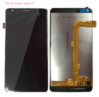 100% Tested One By One For Wileyfox Spark X LCD Display Touch Screen Digitizer Assembly With Free Tools