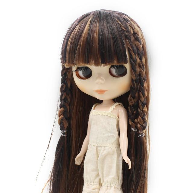 TBL Neo Blythe Doll Espresso Hair