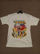 vtg 80s 1988 The Uncanny X-MEN INFERNO marvel comic t shirt  100% Cotton Short Sleeve Summer T-Shirt