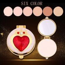 Pro Sailor Moon – Palette de poudre minérale pressée, cosmétiques longue durée, éclaircissant, blanchissant, contour, maquillage pour le visage