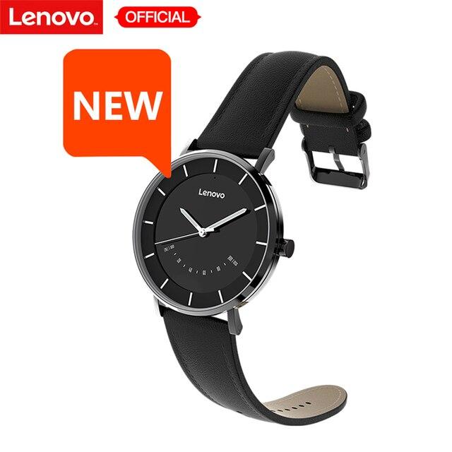 Lenovo Watch S Smart Watch 5ATM Waterproof Fitness Tracker Intelligent Pedometer Message Reminding Sleep Monitor Vibration Alarm