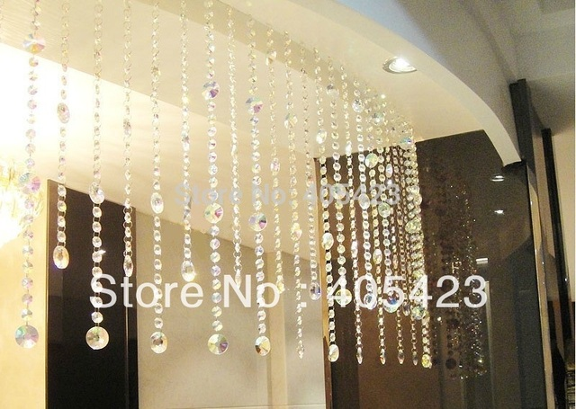 10meterslot Entrance Wedding home Decoration Room Divider AB