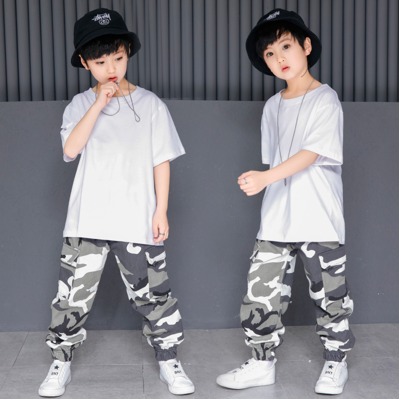 Stage & Dance Wear Provided 2019 Hip Hop Kids Girls Jazz Costume Purple Long Sleeve Shirt Pants Street Dance Clothes Modern Boys Stage Show Dancewear Dn2793 Chinese Folk Dance