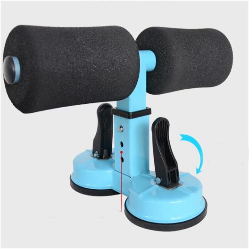 Ventouse appareil pour les muscles abdominaux Réglable Portable Sit-Up rack de Remise En Forme push-up rack