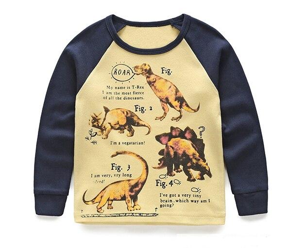 VIDMID camiseta para niños camisetas para niños camisetas de - Ropa de ninos - foto 3