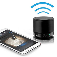 Portable Wireless Speaker Mini Bluetooth Speaker for iPhone MP4 MP3 Tablet PC