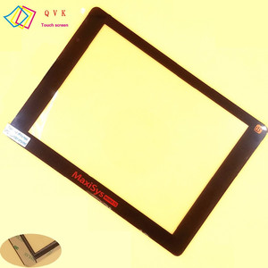 Image 4 - Für AUTEL MaxiSys Pro MS905 MS906 S MS908 P TS BT PRO Automotive Diagnostic touch screen panel Digitizer Glas sensor